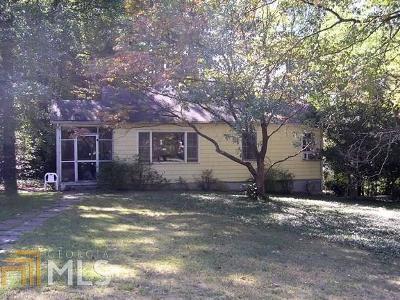 Decatur Single Family Home New: 627 Scott Cir