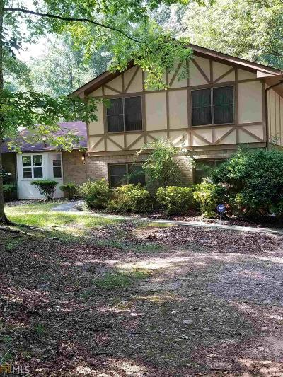 Fayetteville Single Family Home New: 823 Covered Bridge Way #41C