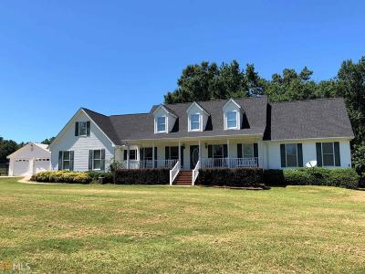 Elbert County, Franklin County, Hart County Single Family Home For Sale: 2840 Martin Rd