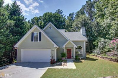 Covington Single Family Home Under Contract: 9293 Melody Cir