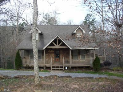 Demorest Single Family Home For Sale: 255 Spring Branch Rd #35