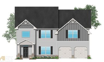 Covington Single Family Home New: 360 Silver Ridge Rd
