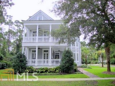 St. Marys Single Family Home For Sale: 200 Charleston Way