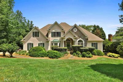 Single Family Home New: 510 Emerald Lake Dr