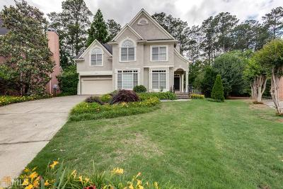 Marietta Single Family Home New: 1753 Kinsmon Cv