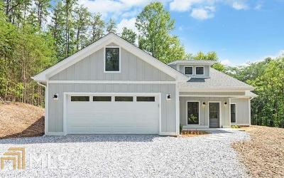Blairsville Single Family Home For Sale: 80 Huntington Ridge Rd #3