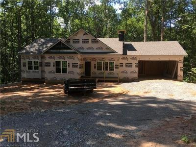 Pickens County Single Family Home New: 75 Orchard Rd