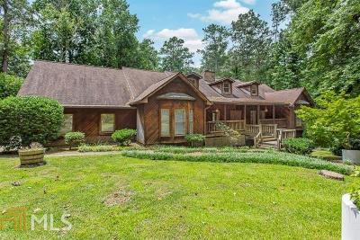 Roswell Single Family Home For Sale: 1570 Woodstock Rd