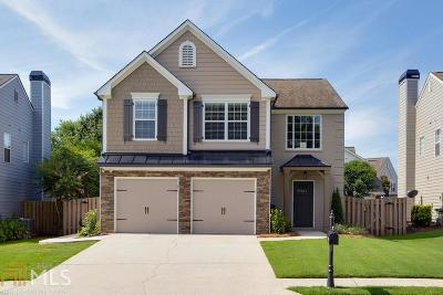 Roswell Single Family Home New: 5050 Amber Leaf Dr