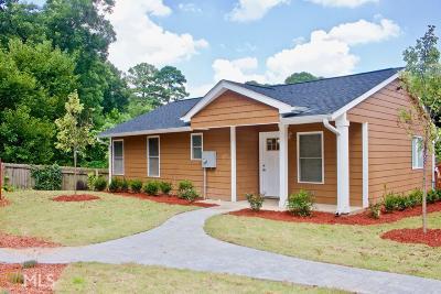 Dekalb County Single Family Home New: 198 Clay #C