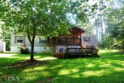 Milledgeville, Sparta, Eatonton Single Family Home New: 17 Sunset Ct