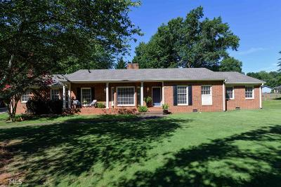 Fulton County Single Family Home New: 11740 Houze Rd