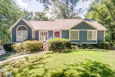 Duluth Single Family Home Under Contract: 2745 Summercrest Ln