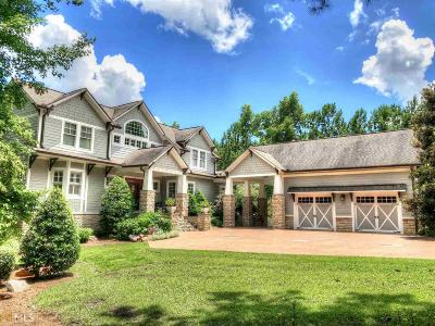 Griffin Single Family Home New: 670 Heritage Lake Dr