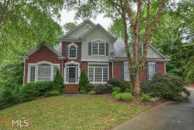 Lawrenceville Single Family Home New: 2650 Ashbourne Dr