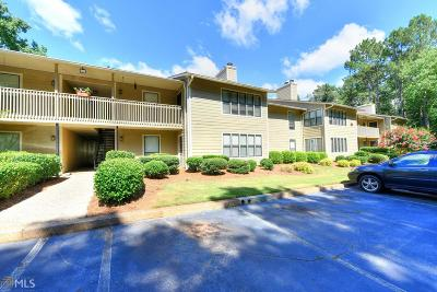Roswell Condo/Townhouse Under Contract: 218 River Mill Cir