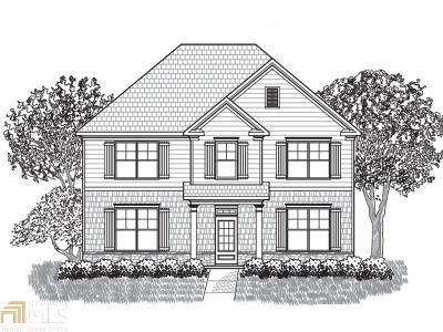 Fairburn Single Family Home New: 6008 Park Close