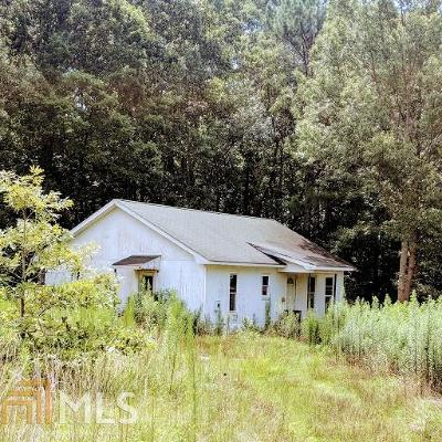 Carroll County Single Family Home For Sale: 712 Grady Wright Rd