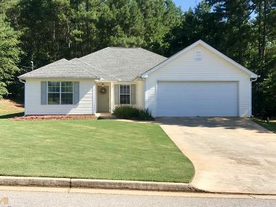 Covington Single Family Home Under Contract: 65 Spring Valley Xing