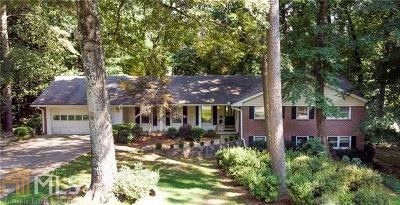 Atlanta Single Family Home New: 4181 Brookview Dr
