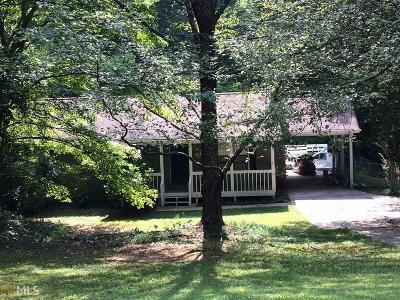 Dawsonville Single Family Home New: 38 River Oak