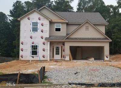 Fairburn Single Family Home New: 5536 Valley Loop