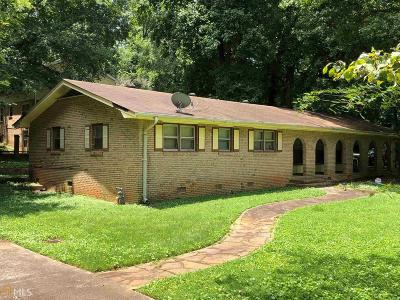 Lithonia Single Family Home New: 3076 Cleethorpes Dr #6