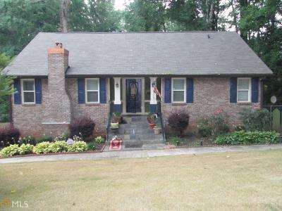 Stone Mountain Single Family Home New: 996 Fellsridge Ct