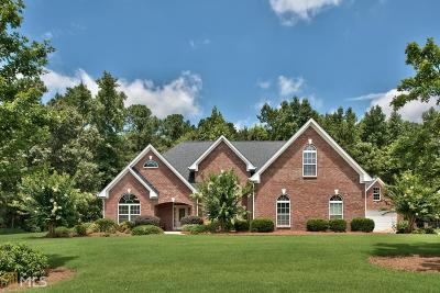 Loganville Single Family Home New: 1240 Oakwood Pl