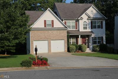 Cobb County Single Family Home Under Contract: 3744 SW Mill Lake Dr