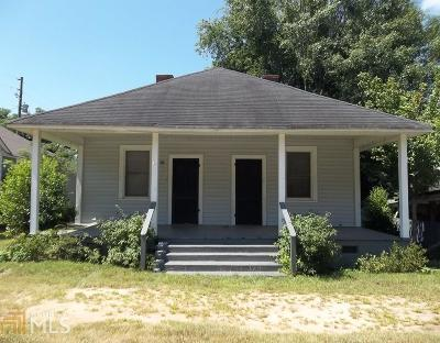 Porterdale Single Family Home Under Contract: 3 Orange Pl