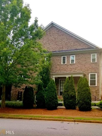 Roswell Condo/Townhouse New: 7201 Lowery Oak Dr