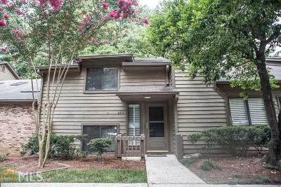 Brookhaven Condo/Townhouse Under Contract: 1856 D Youville Ln