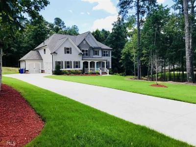 Fayetteville Single Family Home New: 148 Waterlace Way