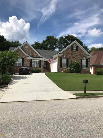 Loganville Single Family Home New: 319 Blue Creek Ln