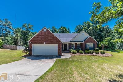 Loganville Single Family Home New: 515 Plantation Creek Dr