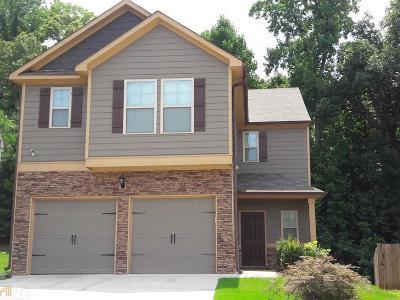Decatur Single Family Home New: 4766 Longview #68