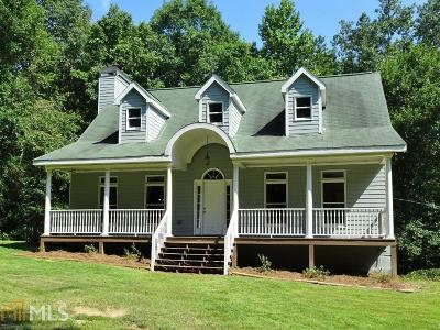 Monroe Single Family Home New: 4850 Ridgewood Rd