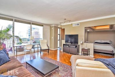 Windsor Over Peachtree Condo/Townhouse Under Contract: 620 Peachtree Road St #801