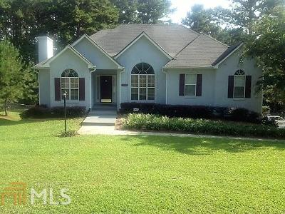 Lithonia Single Family Home New: 5670 Shadow Rock Dr