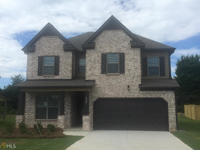 Loganville Single Family Home New: 915 Shannon Mist Dr
