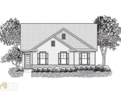 Fairburn Single Family Home New: 6024 Park Close