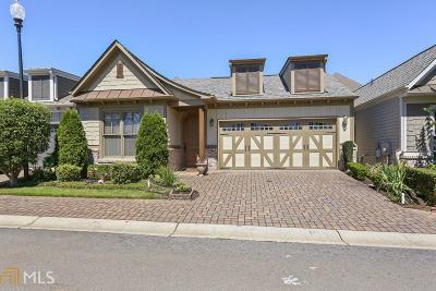 Woodstock Single Family Home For Sale: 636 Stickley Oak Way