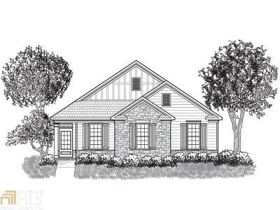 Fairburn Single Family Home New: 6031 Park Close