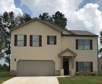 Winder Single Family Home For Sale: 1987 Roxey Ln