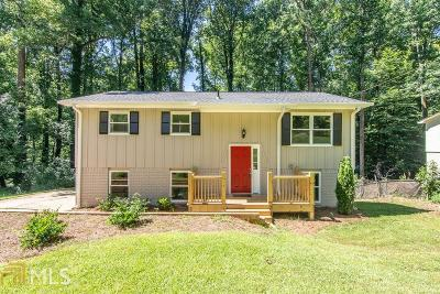 MABLETON Single Family Home New: 485 Valley Creek Rd