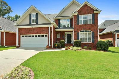 Peachtree City Single Family Home New: 231 Ashton Park