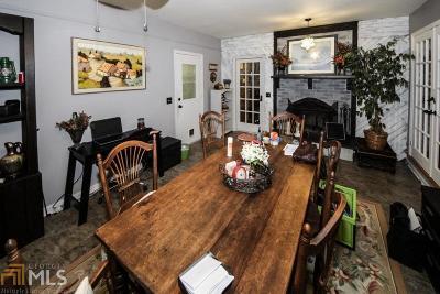 Alpharetta Single Family Home New: 154 Cold Creek