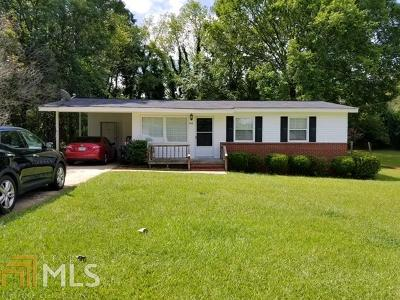 Milledgeville Single Family Home New: 101 Oak Ave
