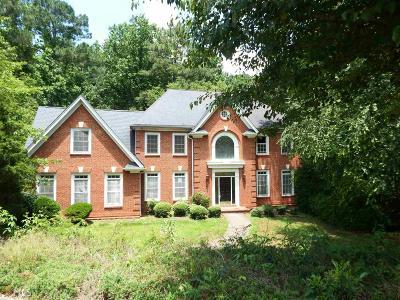 Stone Mountain Single Family Home New: 5900 Millstone Ln